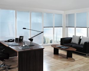 Office blinds for your office in East Lothian or Edinburgh
